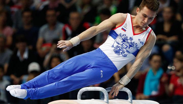 Украинские гимнасты удачно выступили вквалификации наОлимпиаде