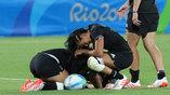 Горечь поражения. Регбистки из Новой Зеландии проиграли Австралии в олимпийском финале