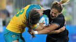 """Схватка за """"золото"""" между Австралией и Новой Зеландией"""