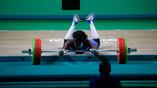 Провальная попытка французской спортсменки