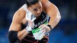 """Новозеландка Валери Адамс давно лидирует в дисциплине """"Метание ядра"""" и на этой Олимпиаде претендует на самую высшую награду"""