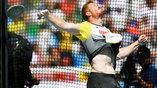 Немецкий дискобол Кристоф Хартинг завоевал золотую медаль в Рио