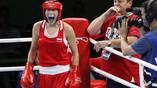 Россиянка Анастасия Белякова не смогла побиться за золотую награду. В полуфинальном поединке с француженкой она сломала руку