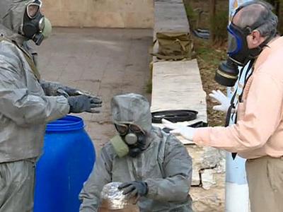 Дамаск заявил, что не использовал химоружие и не будет