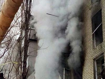 Саратовские газовщики никак не следили за взорвавшейся плитой