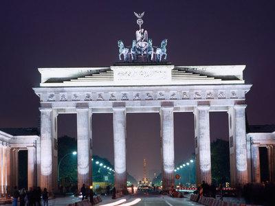 Берлин признали самым опасным городом ФРГ