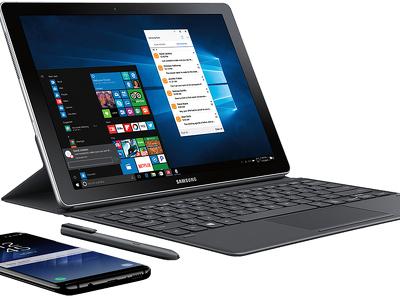 Samsung озвучила цену гибридного Windows-планшета Galaxy Book