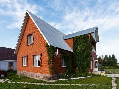 Частный дом в России стоит в среднем 5 миллионов рублей