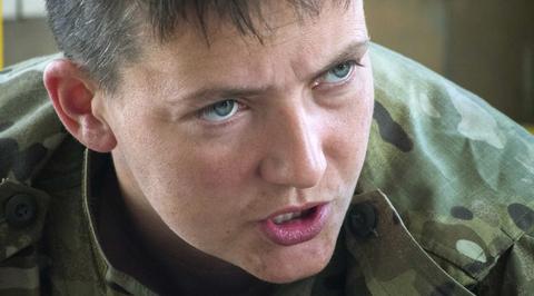 Савченко согласна с 23 годами тюрьмы
