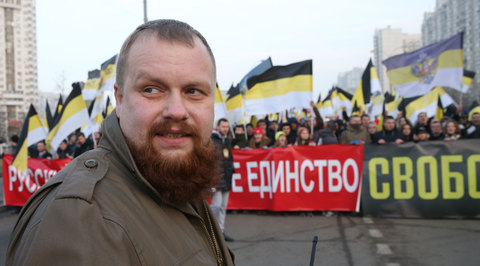 Демушкин получил два с половиной года колонии-оказался русским экстремистом и разжигал ненависть