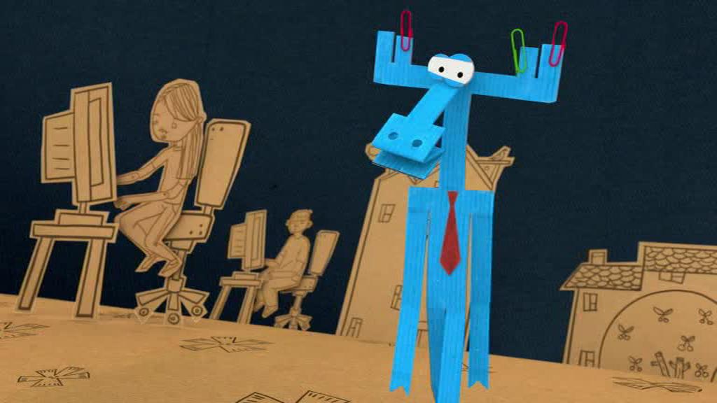 Коала мультики про больших роботов Найди все отличия