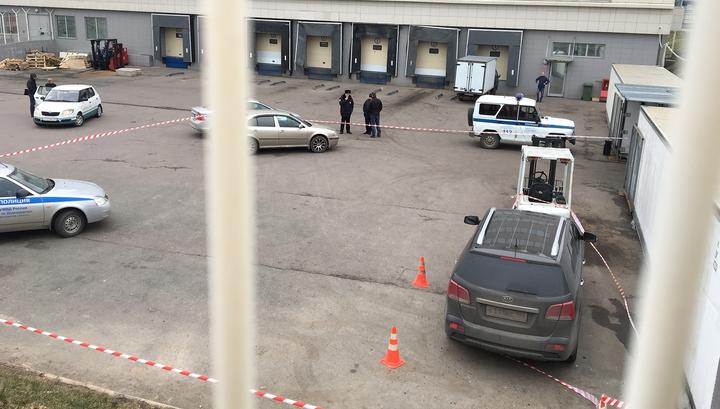 По дороге в аэропорт Домодедово обстреляли машину журналистов