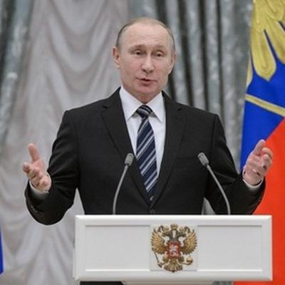 Олимпийцев поздравили в Кремле
