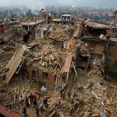 Мужчина в Эквадоре 13 дней провел под завалами после землетрясения