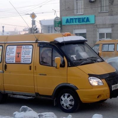 В Иркутске полиция выясняет обстоятельства драки водителей маршрутных такси