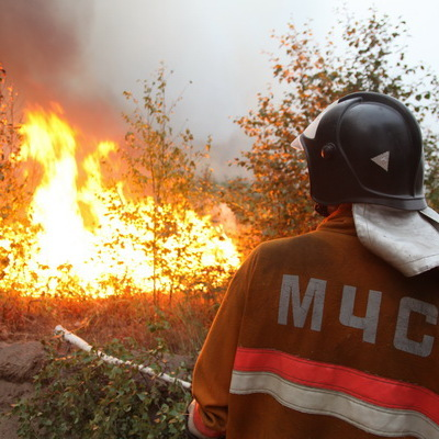 Режим ЧС ввели в Иркутской области из-за лестных пожаров