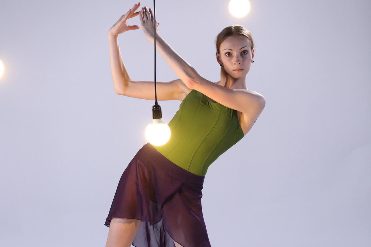 Большой балет 1 Ольга Смирнова и Владислав Лантратов