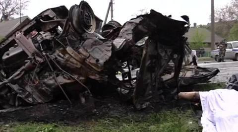 Украинские силовики обстреляли КПП в Донбассе: погибли мирные жители