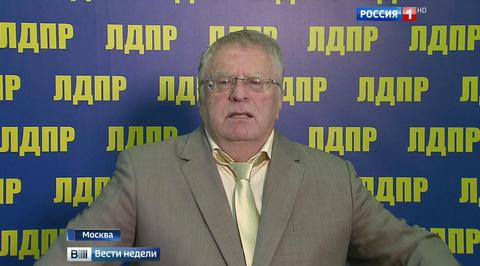 На пороге выборов: Жириновский раскрыл секрет хорошего настроения