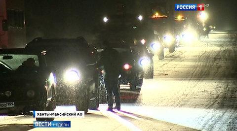 В ДТП на трассе Ханты-Мансийск - Тюмень погибли 10 детей и 2 взрослых