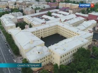 Петербургские суворовцы переедут в комплекс бывшего Константиновского военного училища