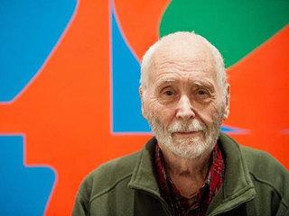 Ушел из жизни американский художник Роберт Индиана
