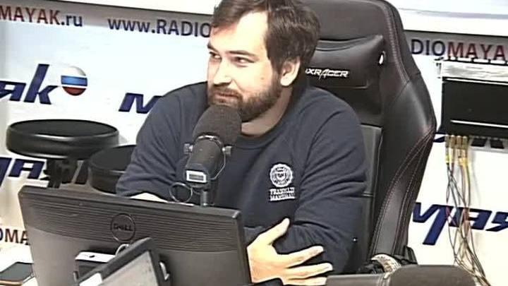 Сергей Стиллавин и его друзья. Madrobots и надувные диваны