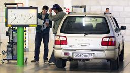 В России серьезно изменят процедуру прохождения техосмотра (купить не получится)