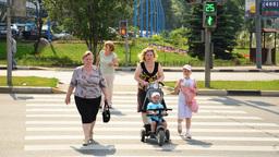 В России резко повысят штраф за непропуск пешеходов на