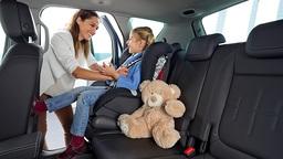 В России начали действовать новые правила перевозки детей