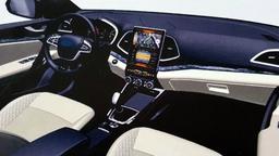 Первые фото салона обновленной Lada Vesta: такого у ВАЗов еще не было!