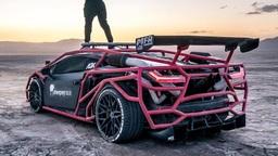 Instagram-дичь: зомби-тюнинг Lamborghini, монстр из BMW и кое-что еще!