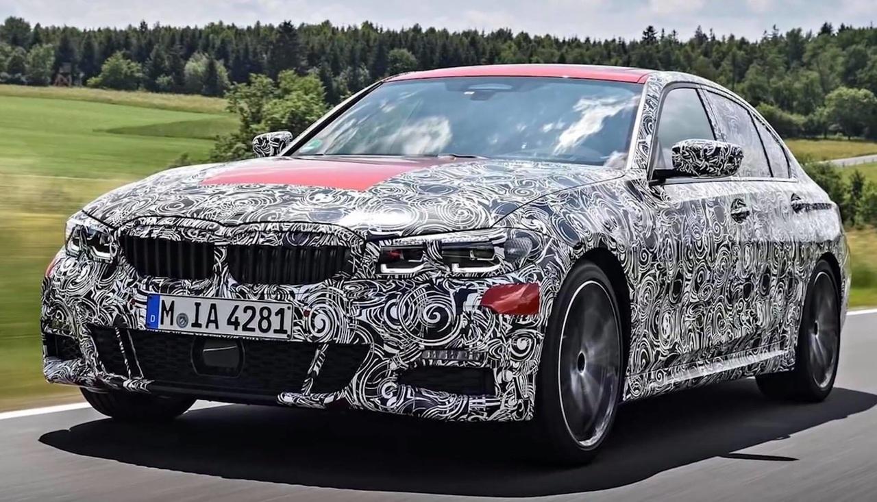 Новая BMW 3-Series 2018