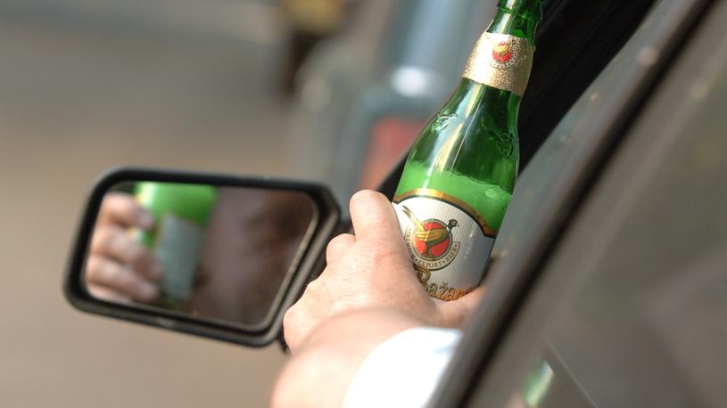 Идею конфискации автомобилей у пьяных водителей не поддержали