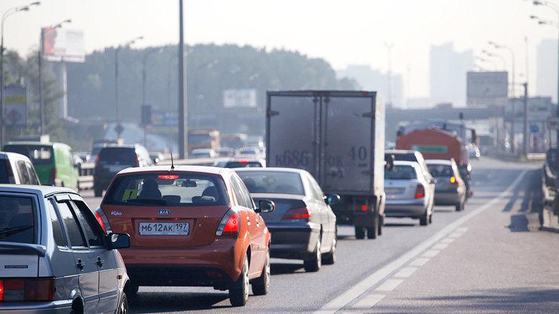Автопарк России дорос до 50 миллионов машин