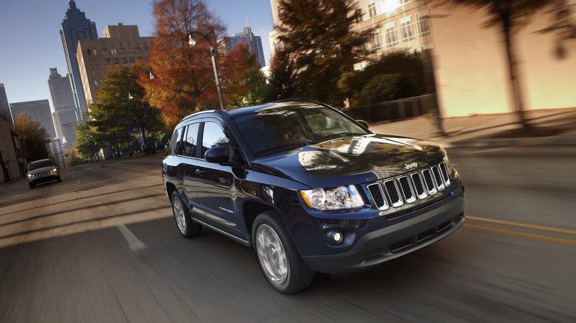 В России отзывают несколько тысяч Jeep, Dodge и Chrysler