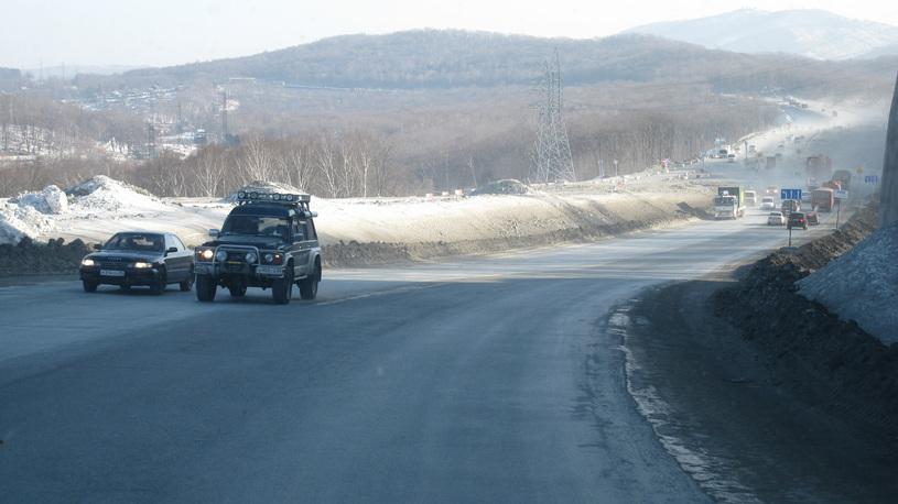 Дальнобойщиков заставят платить за дороги Крайнего Севера