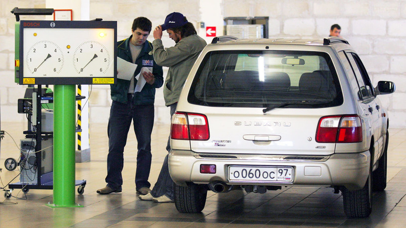 В России стало проще узаконить ГБО на автомобиле