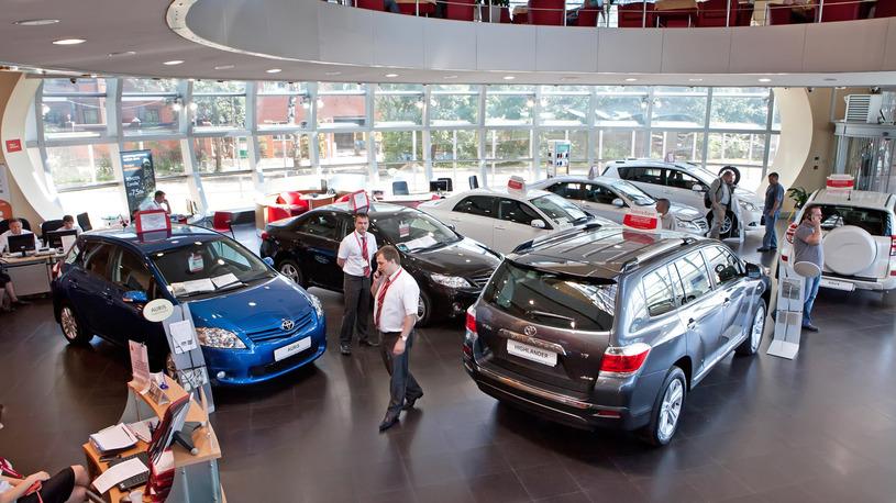 Названы самые популярные автомобили России (в ТОП-3 попали сразу две