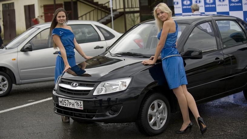 ЗаЛАДили одно и то же: 10 машин, на которых ездит пол-России