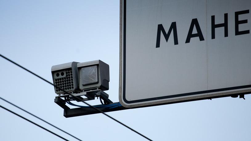 В Москве дорожная камера начисляла штрафы за
