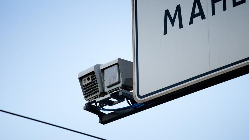 В Москве наличие ОСАГО будут проверять дорожные камеры