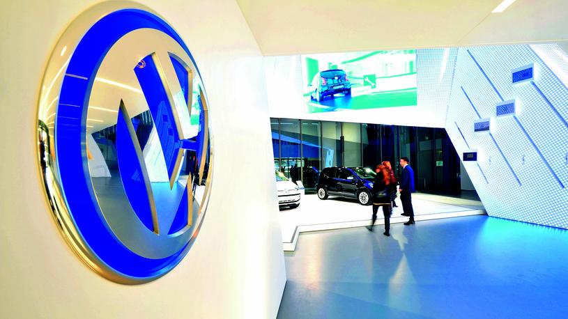 Volkswagen остановит производство автомобилей