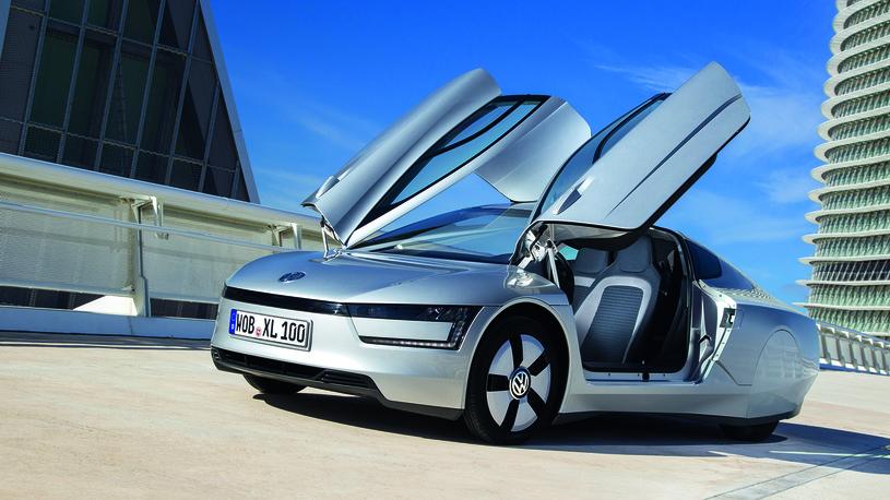 Очень редкий и необычный Volkswagen выставят на продажу за 10 млн рублей