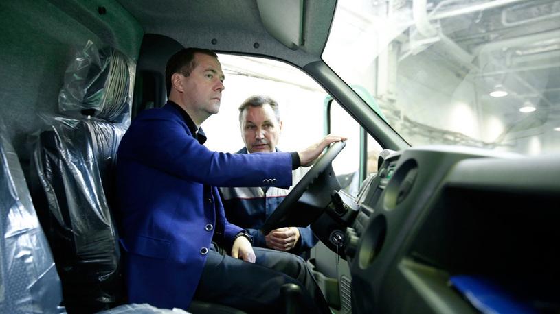 Медведев пообещал уголовную ответственность за