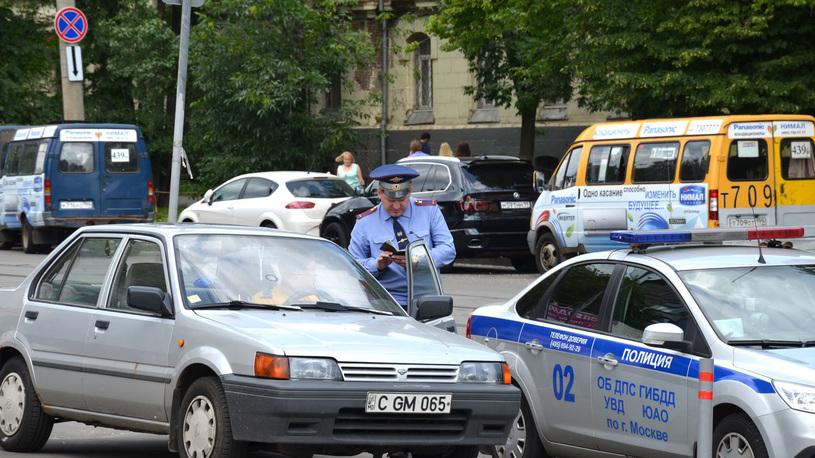 Столичные водители проштрафились на миллиарды!