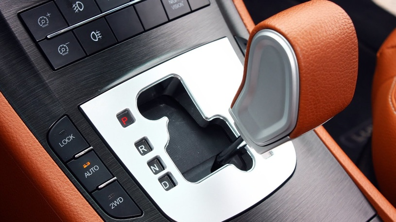 Подсчитано: российские водители предпочитают механике автоматы и роботы