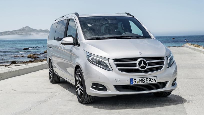 Посчитали-прослезились: система ЭРА-Глонасс для Mercedes-Benz V-Класса