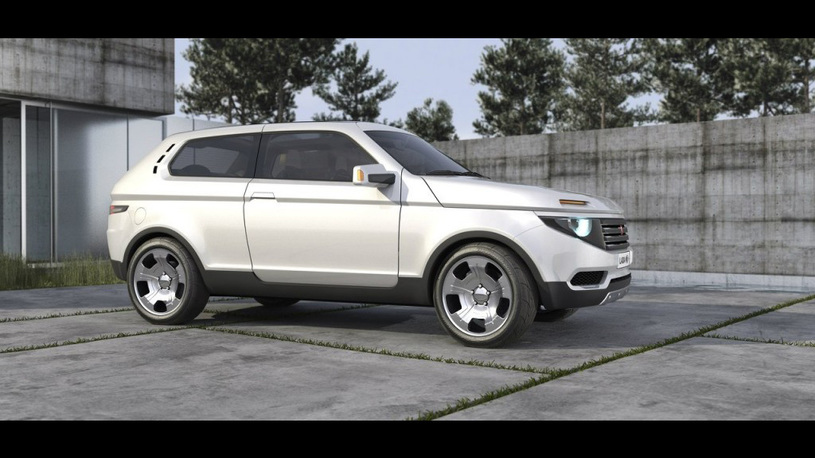 Новое поколение Lada 4x4 будут производить в Бразилии