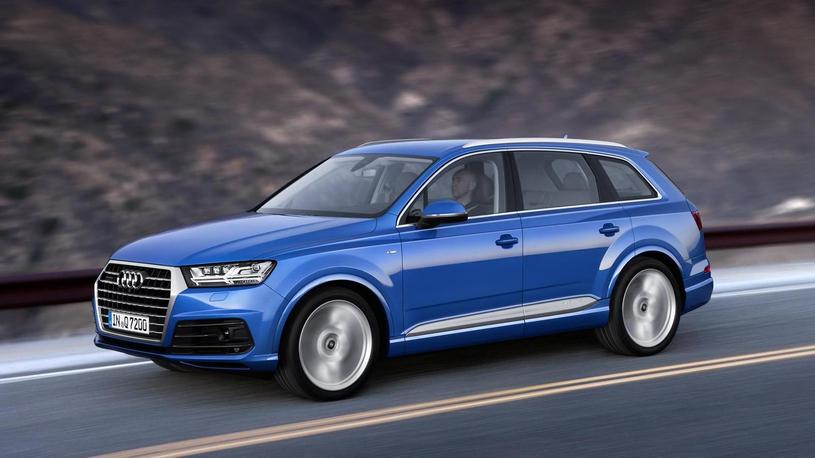 Компания Audi оштрафована почти на 1 млрд долларов